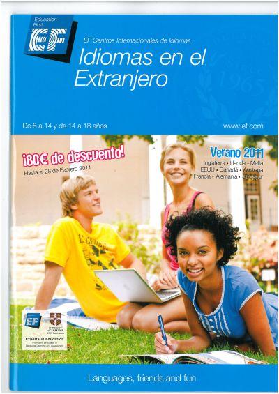CURSOS DE INGLES EN EL EXTRANJERO: VERANO 2013